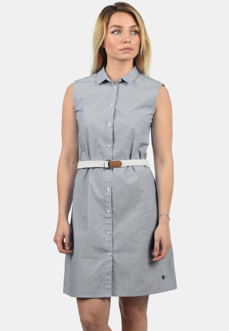 Desires - DREW - Shirt dress - dark blue