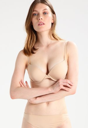 MICRO FINE - Push-up bra - skin