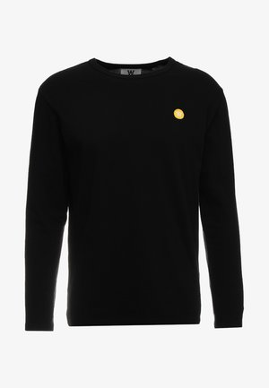MEL - Long sleeved top - black