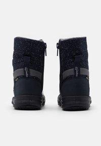 Superfit - GLACIER - Winter boots - blau/grau - 2