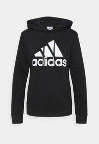 adidas Performance - Sweatshirt - black/white - 4