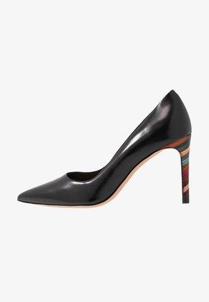 ANNETE - High heels - black