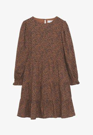 Denní šaty - marron
