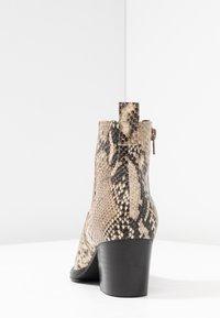 RE:DESIGNED - DEDRA - Kotníkové boty - beige - 5