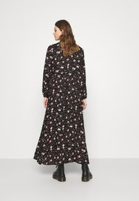 Vero Moda - VMFLORA MAXI DRESS - Maxi dress - black - 2
