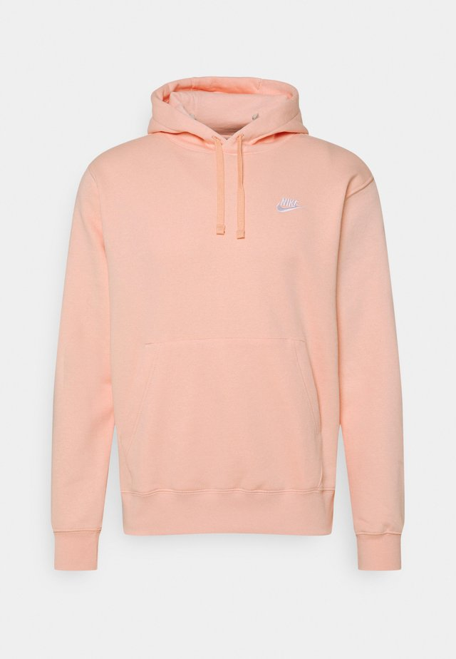 CLUB HOODIE - Sweater - arctic orange