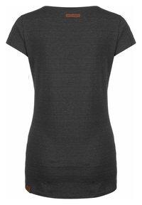 Ragwear - Basic T-shirt - black - 1