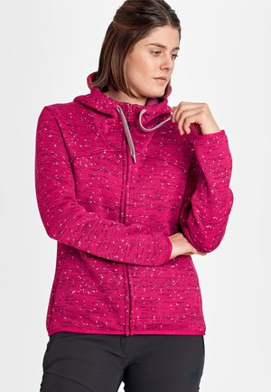 CHAMUERA - Fleece jacket - purple