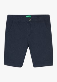 Benetton - BERMUDA - Shorts - blue - 0