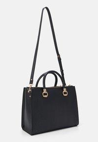 LIU JO - SATCHEL DOUBLE ZIP - Handbag - nero - 1