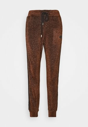 PANTS - Joggebukse - copper