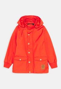 Mini Rodini - PICO JACKET UNISEX - Light jacket - red - 0