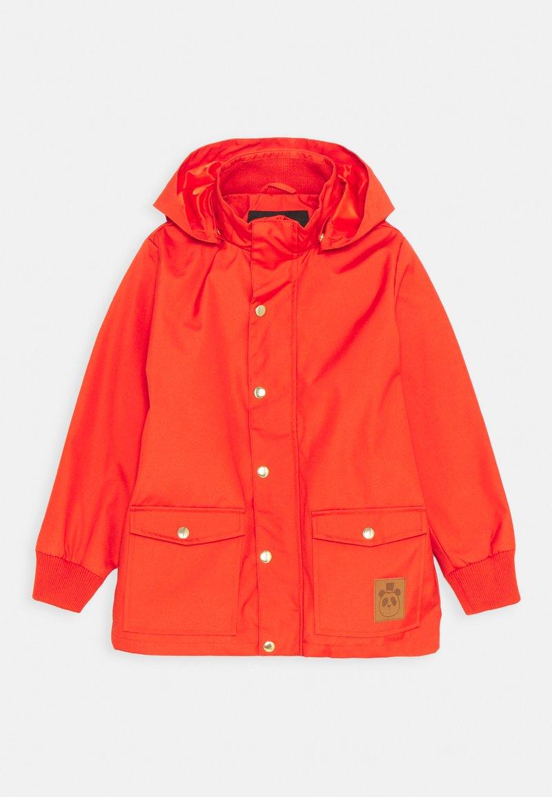 Mini Rodini - PICO JACKET UNISEX - Light jacket - red