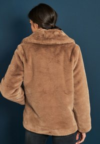 Next - Winter jacket - brown - 1