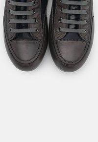 Candice Cooper - MIDMONT - Sneakers alte - navy - 5