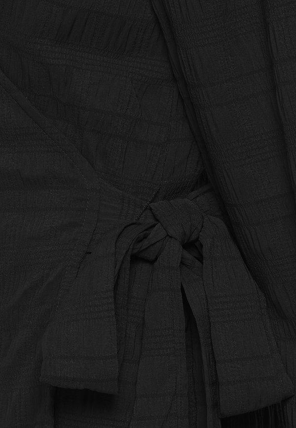 ICHI IXHELEN - Bluzka - black/czarny WZLC