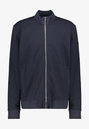 SOMMERS - Zip-up sweatshirt - blau