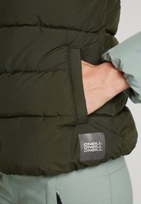 O'Neill - MANEUVER INSULATOR JACKET - Snowboardová bunda - forest night - 6