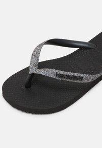 Havaianas - Pool shoes - black/dark grey - 6
