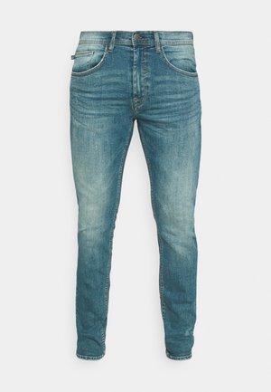 JET - Jeansy Slim Fit - denim vintage blue