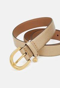 Lauren Ralph Lauren - CHARM CASUAL - Belt - warm gold - 3