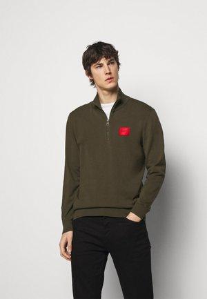 SAN GIUSEPPE - Pullover - dark green