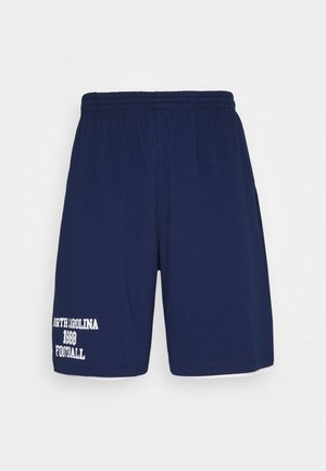 NORTH CAROLINA SHORT - Short de sport - navy