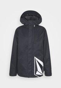 17FORTY INS JACKET - Snowboard jacket - black