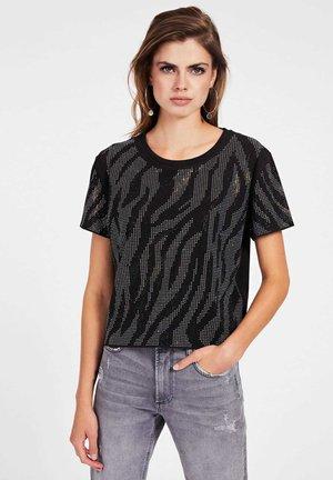 """""""A$AP ROCKY"""" - Print T-shirt - schwarz"""