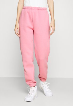 BASIC - Tracksuit bottoms - pink
