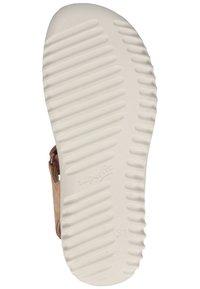 Superfit - Walking sandals - rosa/beige - 4