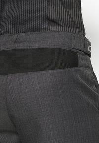CMP - MAN FREE BIKE BERMUDA WITH INNER UNDERWEAR - kurze Sporthose - nero - 5