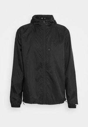 WIND JACKET - Giacca sportiva - black beauty