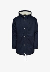 Only & Sons - Vinterkappa /-rock - night sky - 0