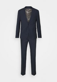 Esprit Collection - PINSTRIPE - Suit - dark blue - 0
