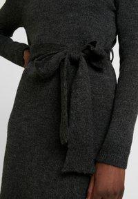 Anna Field - Jumper dress - black - 5