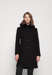 Forever New - LINDA DOLLY - Classic coat - black - 0