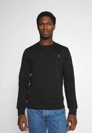 TIM CREW - Sweater - black