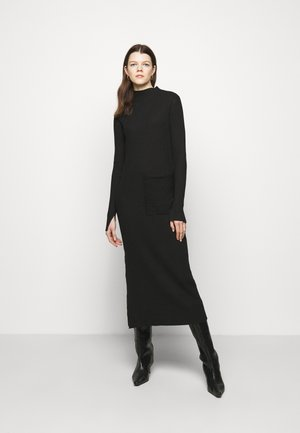 NORITT DRESS - Shift dress - black