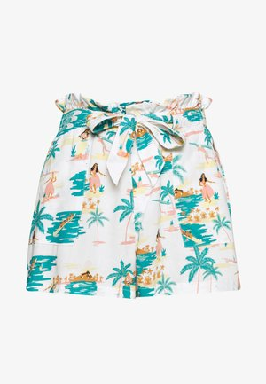 Shorts - snow white honolulu