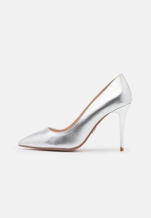 GRACE - High heels - silver