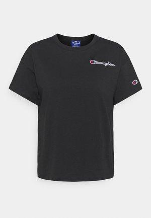 CREWNECK - Camiseta estampada - black