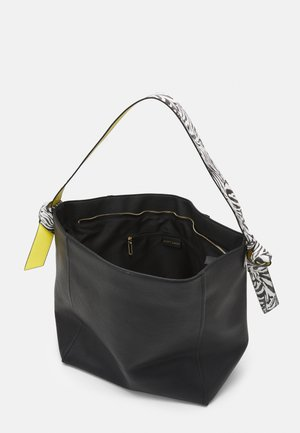 ROYAL GARDEN SHOPPER - Tote bag - black