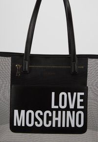 Love Moschino - Shopping bag - black - 2