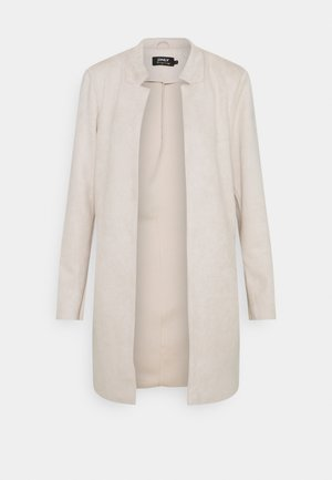 ONLSOHO COATIGAN - Short coat - pumice stone