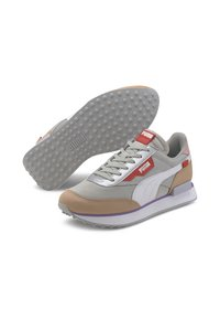 Puma - RIDER ROYALE  - Trainers - high rise-nougat - 3