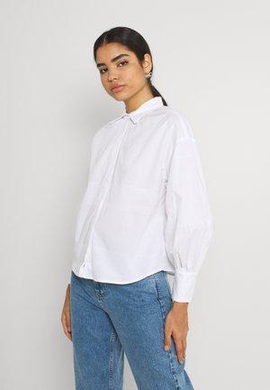 YASSCORPIO - Button-down blouse - bright white
