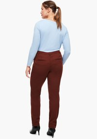 Triangle - Trousers - brown - 5