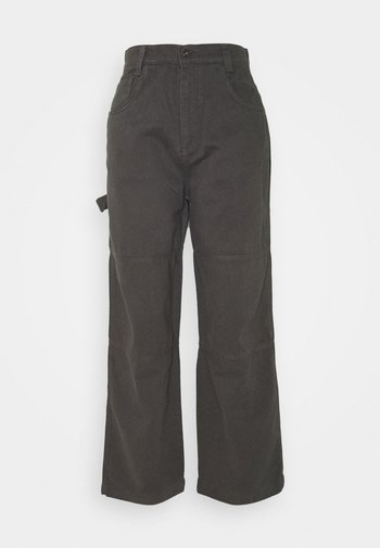 DRILL TROUSER - Kalhoty - grey