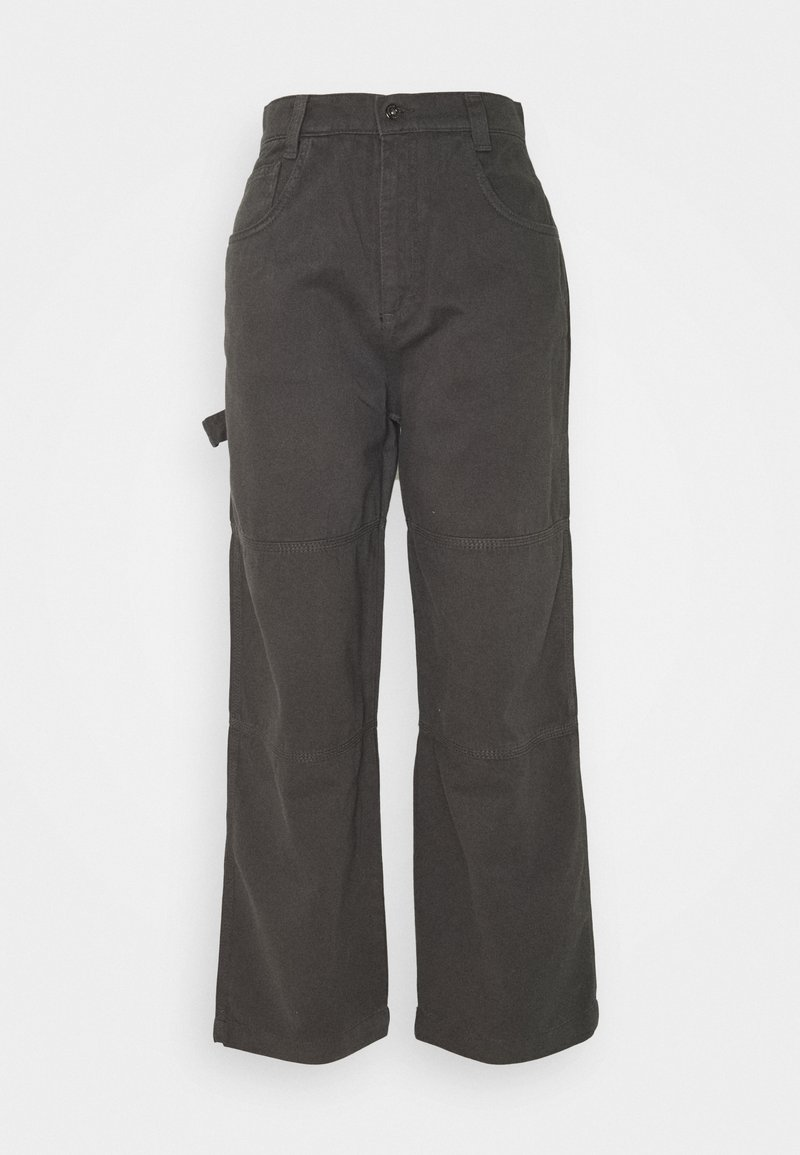 Kickers Classics - DRILL TROUSER - Broek - grey
